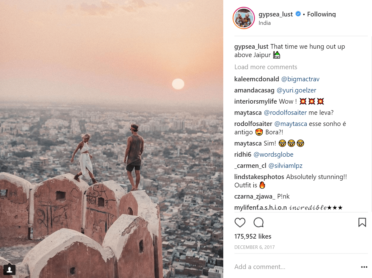 how to start Instagram business page