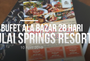 [JBFOODCLUB.TV] Pulai Springs Resorts Bufet Ala Bazar 28 Hari Ramadhan Buffet Preview 10 April 2019