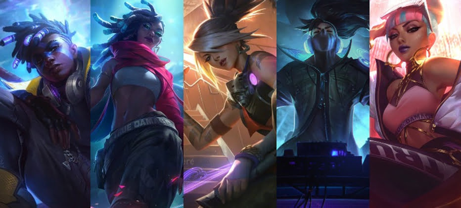 How Many Skins Are In League Of Legends Jealous Computers