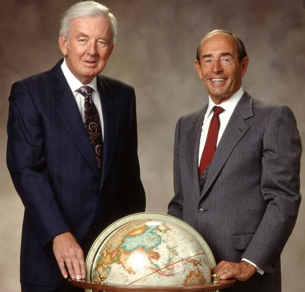 amway founders