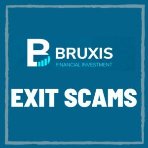 Bruxis exit scams