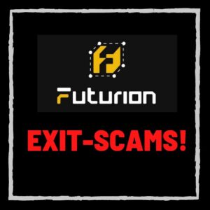 Futurion finance exit scams