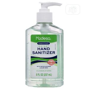 1 Bottle Of 237ml Hand Sanitizer With Aloe Vera In Abeokuta North