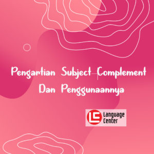 subject complement