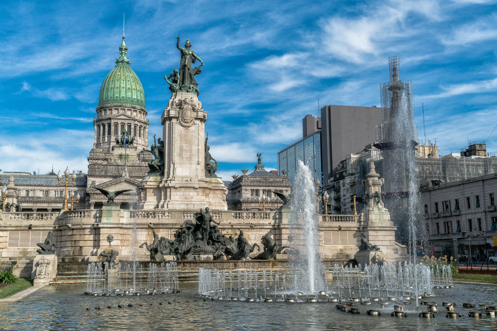 Congress of the Argentina Nation, Buenos Aires