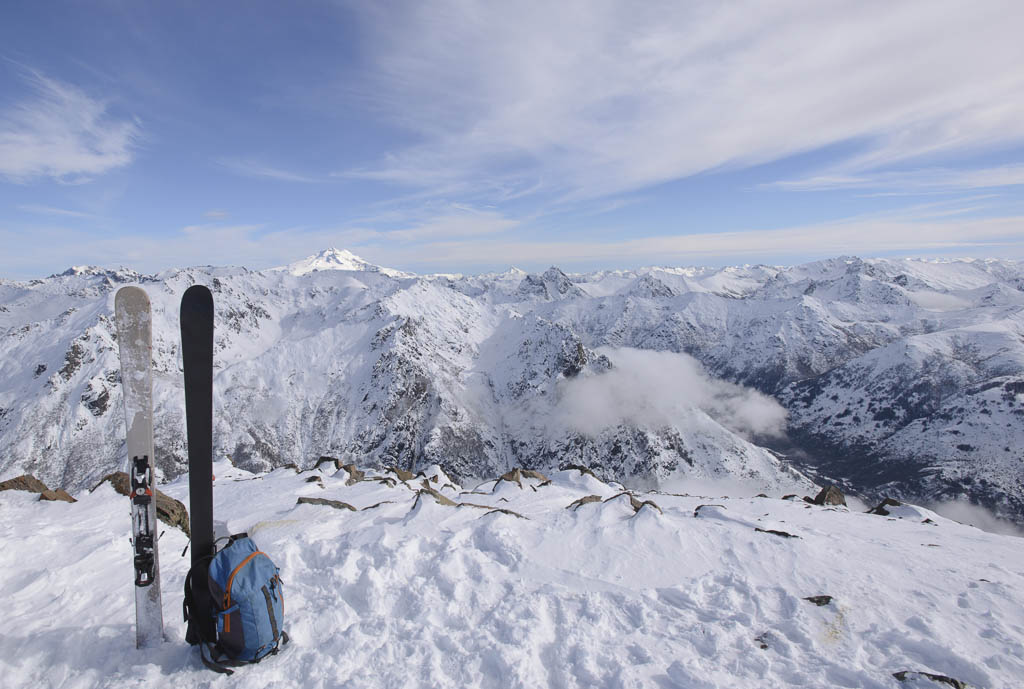 Privately Guided Skiing, Cerro Catedral