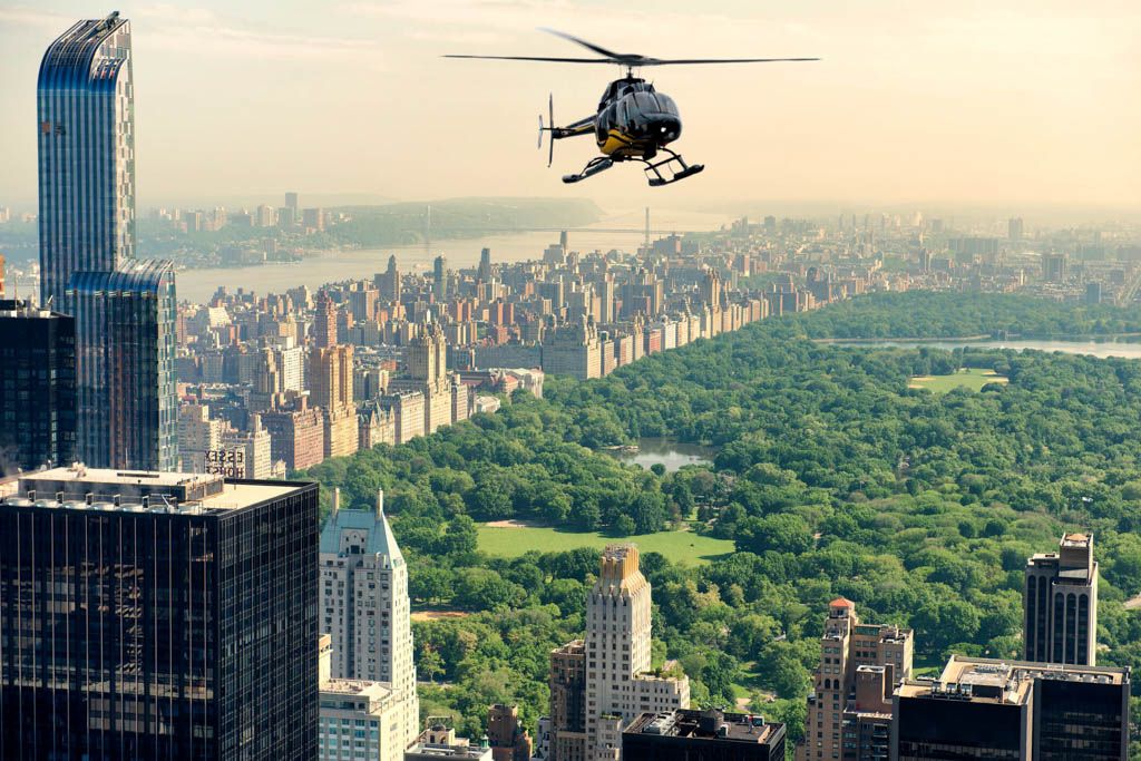 New York Helicopter Flight