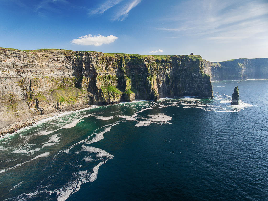 Private Helicopter Tour, Cliffs of Moher