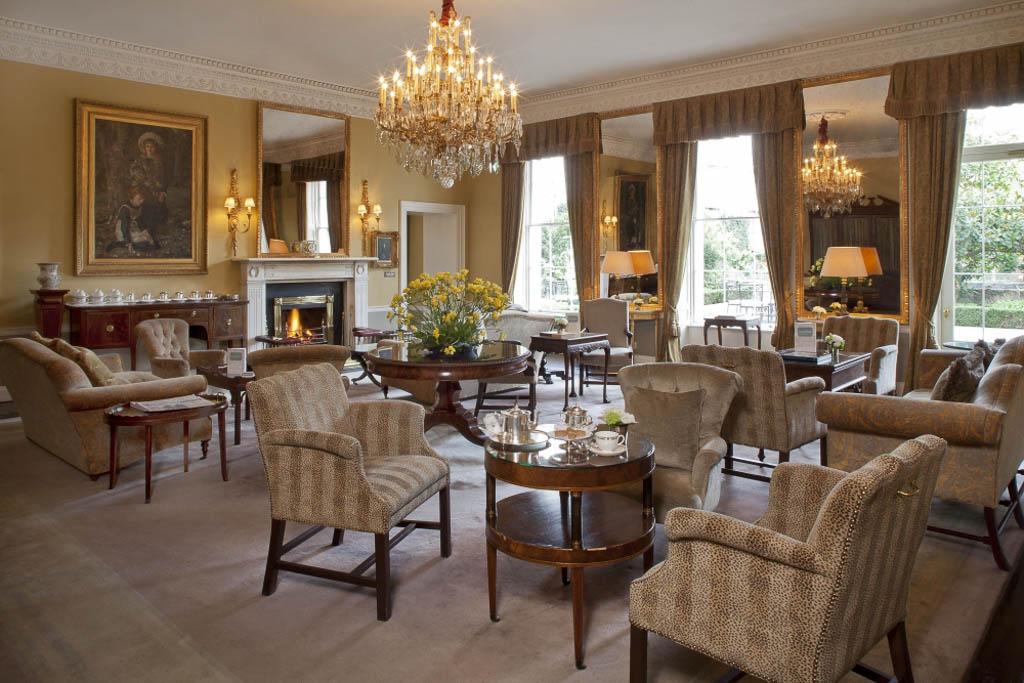 Georgean Drawing Room, The Merrion Hotel Dublin
