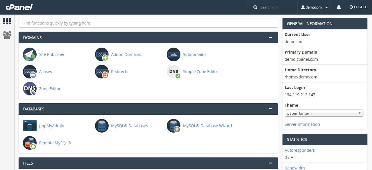 What is cPanel? The Control Dashboard Explained For Beginners