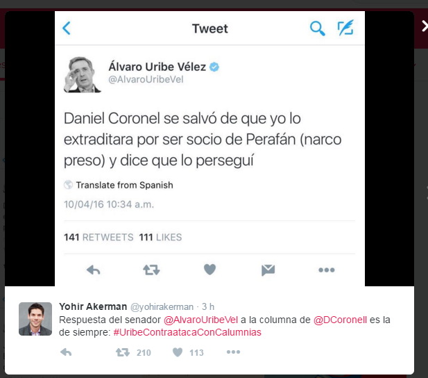 Coronell y Uribe2
