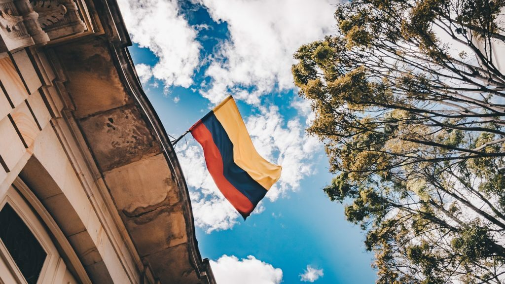 """""""Colombia"""""""