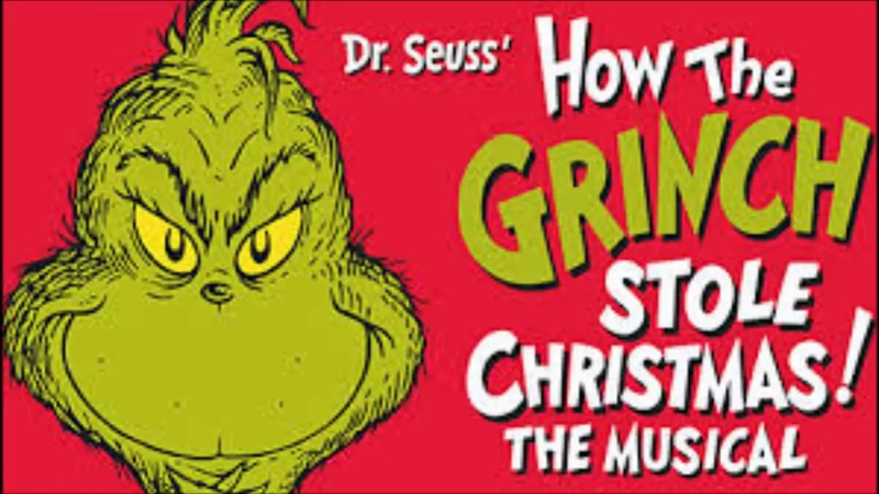 How the Grinch Stole Christmas (2018)