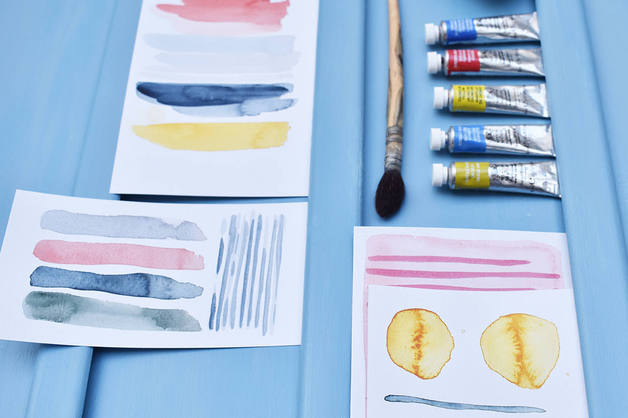 Comment Choisir Son Papier En Aquarelle Artesane