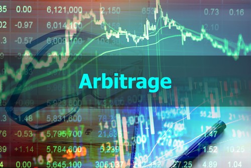 Arbitrage Trading in forex