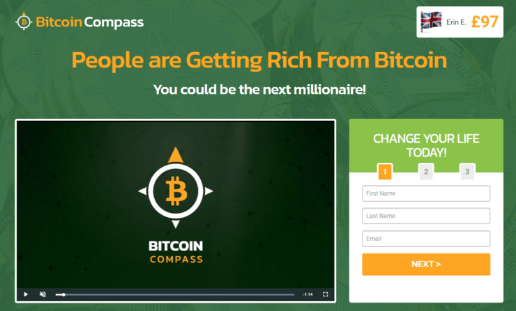 bitcoin compass review