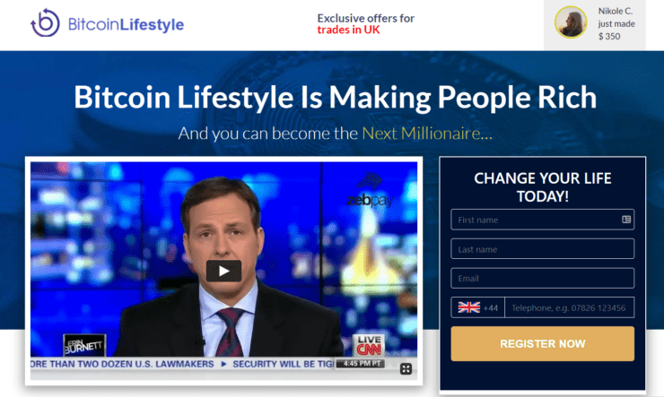 bitcoin lifestyle review