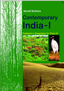 Download Class 9 NCERT (Contemporary India - I) Geography Textbook pdf