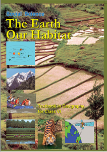 Download NCERT Class 6 Social Science - Geography Textbook Chapter-wise in English pdf.