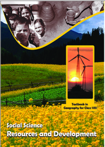 Download NCERT Class 8 Social Science - Geography Textbook Chapter-wise in English pdf.