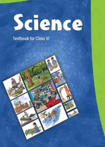 Download NCERT Science Textbook Class 6 Chapter-wise pdf in English.