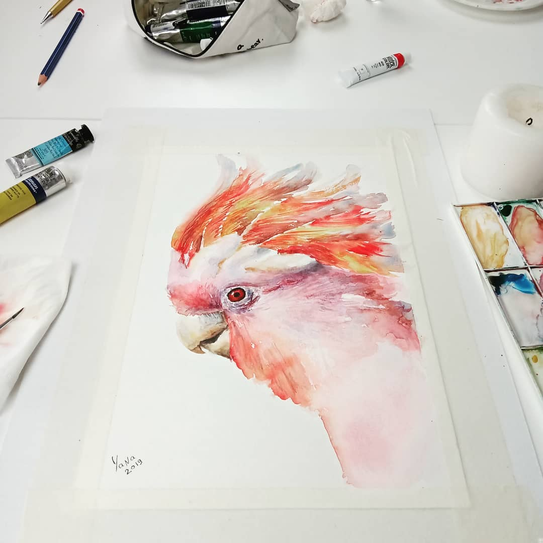 50 Watercolor painting ideas in 2020 1