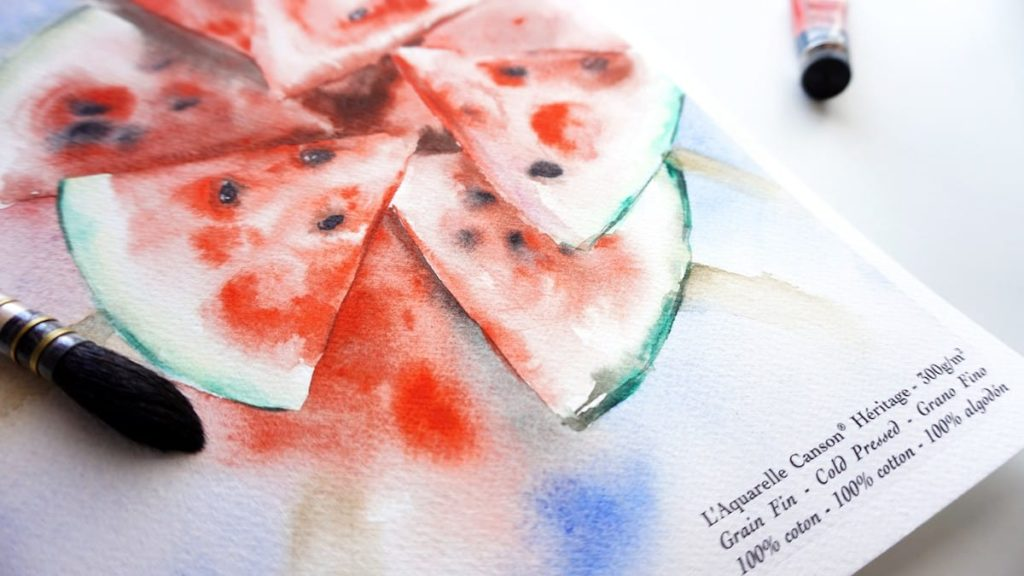 Watercolor Watermelons FInal