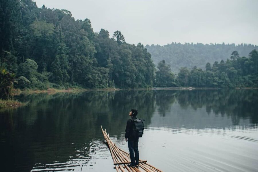 Me time at Situgunung? Why not?! Take your time to contemplate about life or sim...