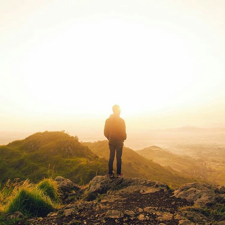#exploresukabumi morning scene at Bukit Karang Numpang by ...