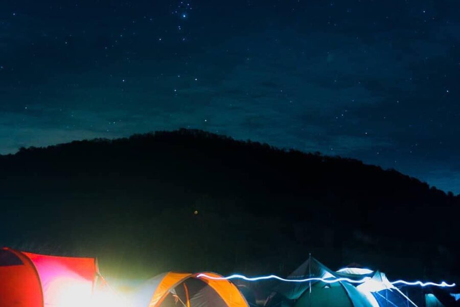 Look up to north star and find your way back home. Taken by  #explorebandung...