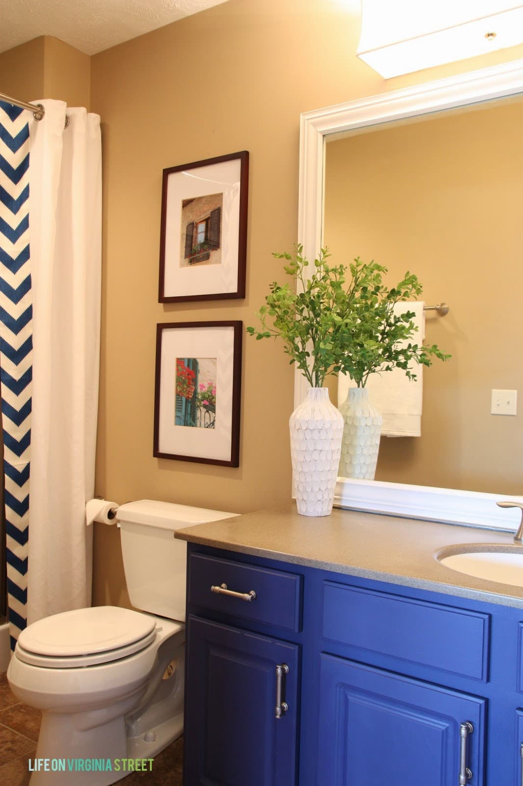 What Color To Paint Guest Bathroom