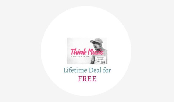 ThinkMusic Lifetime Deal