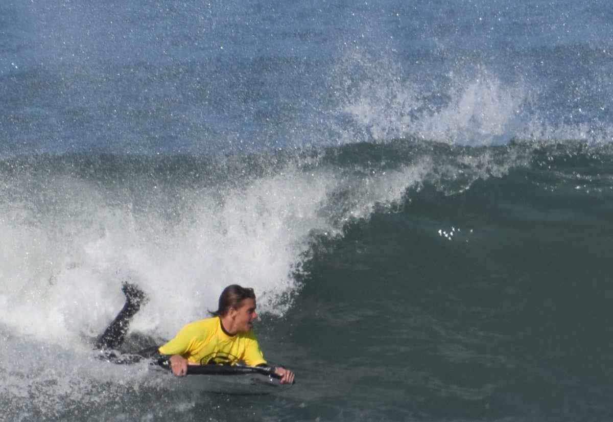 Liquid Shredder HD Bodyboard