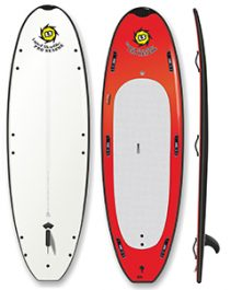 10ft Rescue Soft SUP Paddleboard