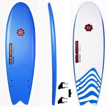 Liquid Shredder 5'10 Fish Foam Surfboard