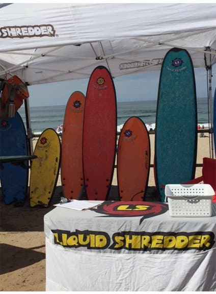 LS Supports Kids Surf Competition with the Western Surfing Association WSA