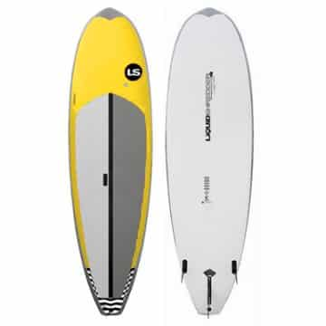 SUP 10'6 Yellow Premium FCS