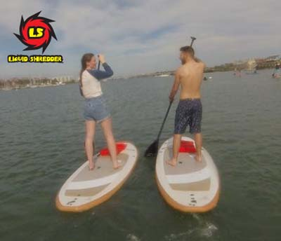 Wood Paddleboards