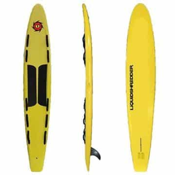 Surf Rescue Epoxy Fiberglass Surfboard