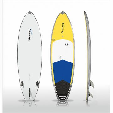Performance Paddleboard 9ft SUP - Liquid Shredder