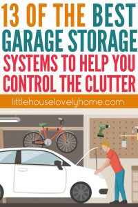Garage organization and storage systems can be as cheap or as expensive as you like. The best garage storage ideas aren't necessarily expensive, but the price will be greatly impacted by the durability and quality of the home garage storage product you choose (more on that below) however it's good to have a budget in mind first.