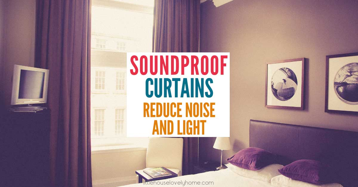 Best Soundproof Curtains 2021 Reduce Noise And Get More Sleep