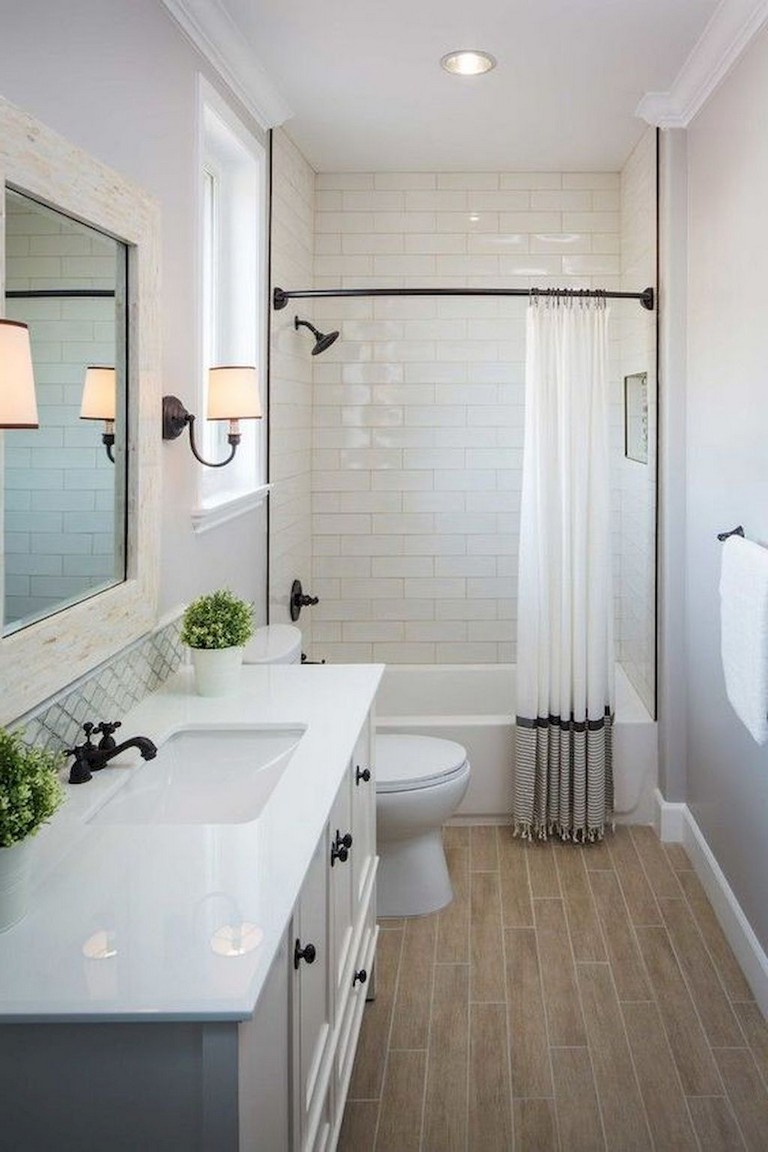 What Color Small Bathroom