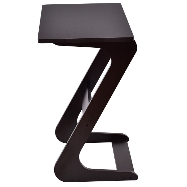 Z Shape Console Coffee Tray Laptop End Sid Table End Tables