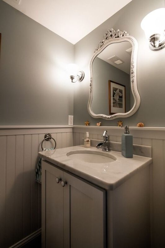 Paint Colors For Bathrooms Small