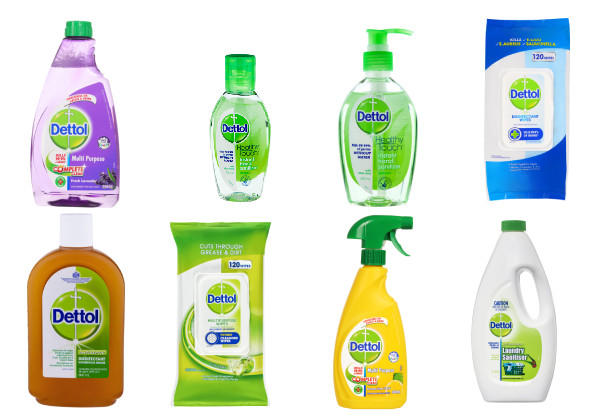 Bulk Buy Dettol Cleaning Range Grabone Nz