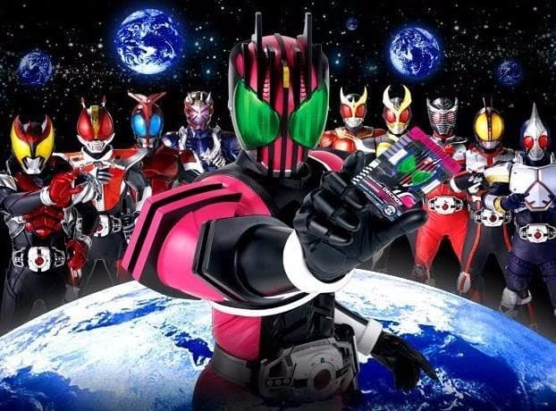 Kamen Rider Decade Subtitle Indonesia Batch