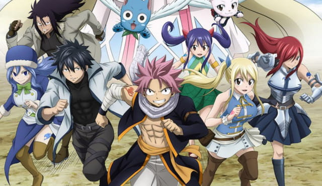 Fairy Tail: Final Series Subtitle Indonesia Batch
