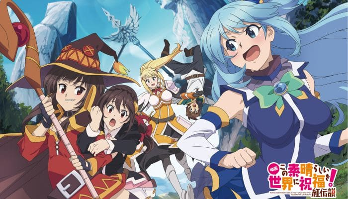 KonoSuba Movie BD Subtitle Indonesia
