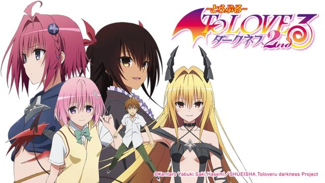 To LOVE-Ru Darkness S2 BD Subtitle Indonesia Batch + OVA